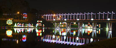 Natchitoches Photograph - Natchitoches Louisiana by Abid Dyer