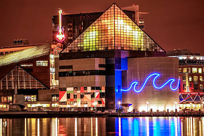 Photograph - National Aquarium by Wayne King