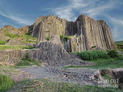 Photograph - Nature Monument Panska Skala Rock  by Michal Boubin