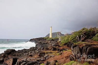 Photograph - Nawiliwili Lighthouse by Scott Pellegrin