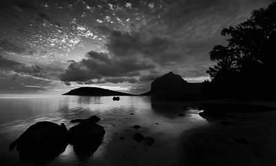 Photograph - Near Le Morne by Julian Cook