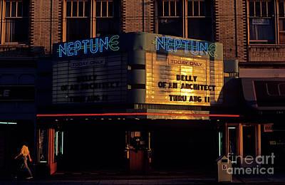 Photograph - Neptune Theater  by Jim Corwin
