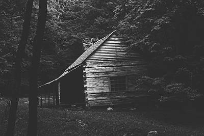 Abandoned Cabins Smoky Mountains Wall Art - Photograph - Nestled In The Forest - Tennessee by Unsplash