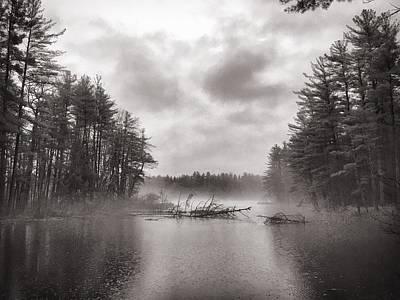 Photograph - New Hampshire  by Matthew Heller