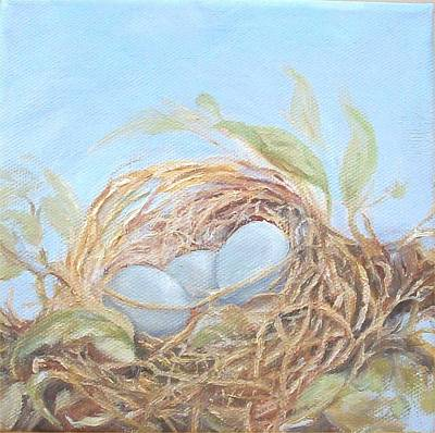 Painting - New Life by Irene Corey
