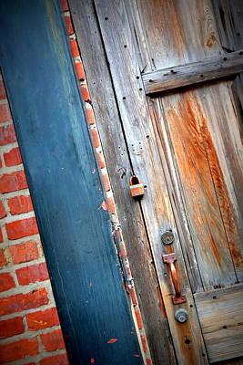 Photograph - New Orleans Door 2 by Carol Groenen