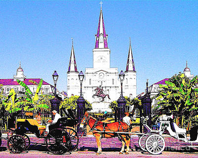 New Orleans Original by Jerome Stumphauzer