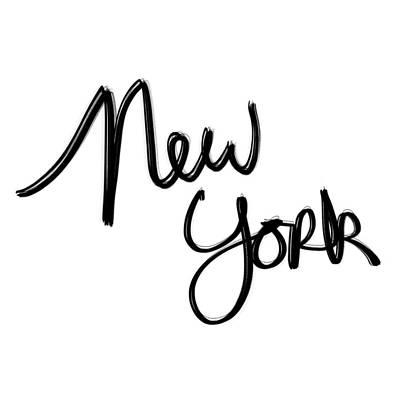 Drawing - New York by Bill Owen