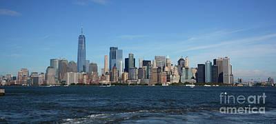 Photograph - New York City by Cindy Manero