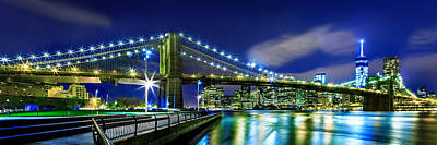 Photograph - New York City Skyline by Az Jackson