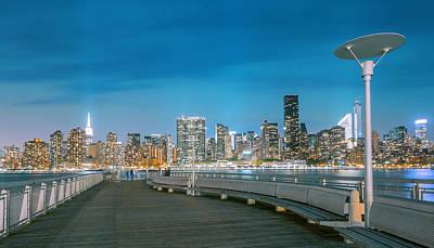 Photograph - New York City Skyline by Jerome Obille