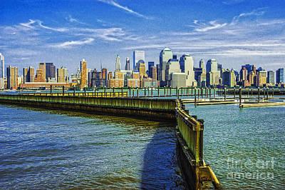 New York City Skyline Original