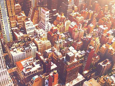 New York City Summer Art Print