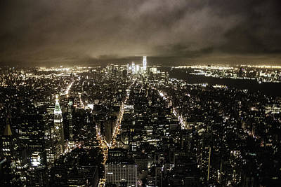 City Scenes Royalty-Free and Rights-Managed Images - New York by Martin Newman