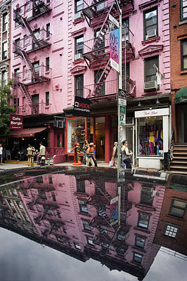 Photograph - New York Soho  by Juergen Held