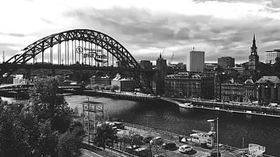 Photograph - Newcastle Upon Tyne by Pixabay