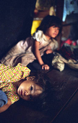 Photograph - Nicaraguan Girls by Marcus Best