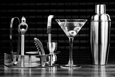 Martini Royalty-Free and Rights-Managed Images - Nightcap by Alisha Jurgens