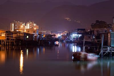 Night Scene Original by Kam Chuen Dung