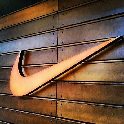 Wall Art - Photograph - #nike by Tony Martinez
