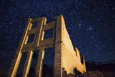 Death Valley Digital Art - No Money II by Jon Glaser