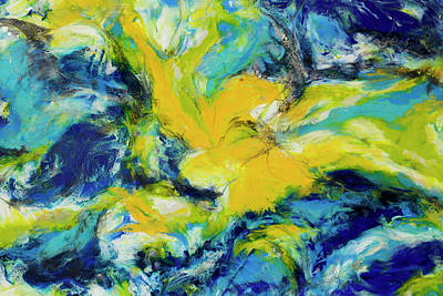 Painting - No Ordinary Love by Jane Biven