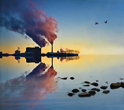 Photograph - No Title by Vladimir Kholostykh