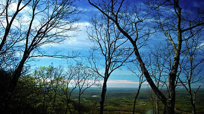 Photograph - North Georgia View by George Taylor