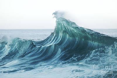 North Shore Wave Art Print
