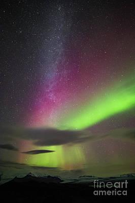 Photograph - Northern Lights 3 by Mariusz Czajkowski
