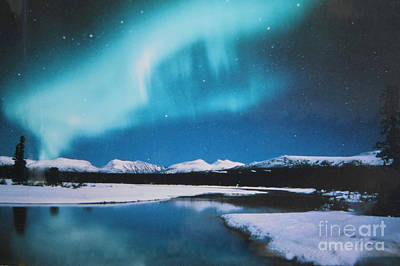 Photograph - Northern Lights by Frank Townsley