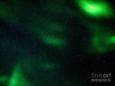 Photograph - Northern Lights by Tim Townsend