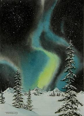 Painting - Northern Wonder by Frank Townsley