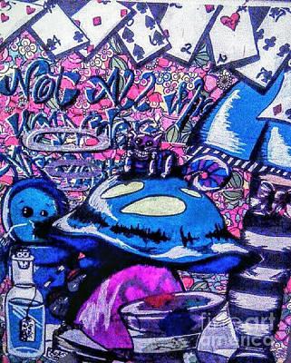 Not All Who Wander Art Print by Edan Dixon