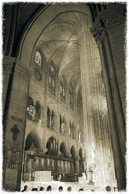 Photograph - Notre-dame De Paris_02 by Pawel Dobrowolski