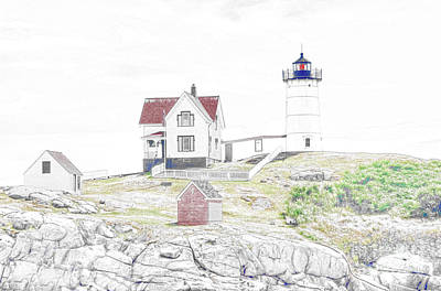 Nubble Lighthouse Original