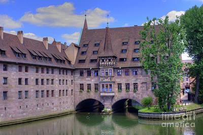 Photograph - Nuremberg, Germany  by Juli Scalzi