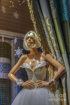 Photograph - Nutcracker Ballet Marchesa Dresses by David Zanzinger