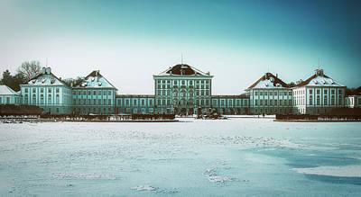 Photograph - Nymphenburg Palace - Munich by Michael Siebert