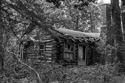 Photograph - Oak Lodge by Guy Shultz