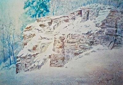 Painting - Oakfield Ridge by Carolyn Rosenberger