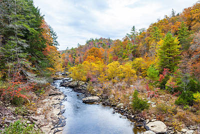 Photograph - Obed Wild And Scenic River by Melinda Fawver