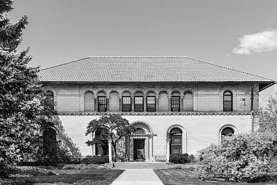 Special Occasion Photograph - Oberlin College Cox Administration Building by University Icons