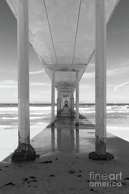 Photograph - Ocean Beach Pier by Ana V Ramirez