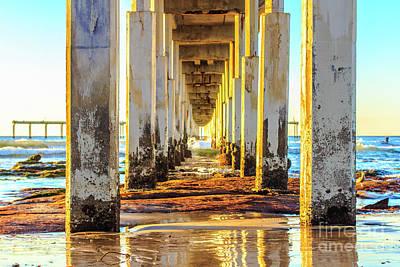 Photograph - Ocean Beach  by Roman Gomez