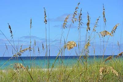 Panama City Beach Photograph - Ocean Blue by Tamra Lockard