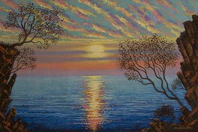Painting - Ocean by Vrindavan Das