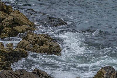 Photograph - Ocean Waves by Jane Luxton
