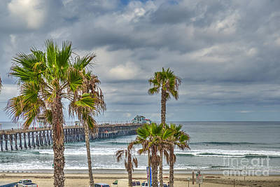 Photograph - Oceanside Ca by David Zanzinger