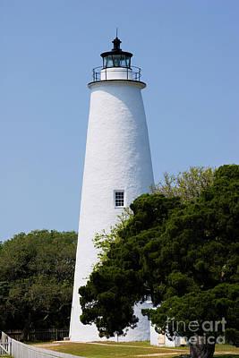 Photograph - Ocracoke Lighthouse by Jill Lang